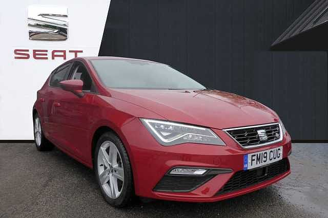 SEAT Leon 5 Door 1.5 TSI EVO (130ps) FR