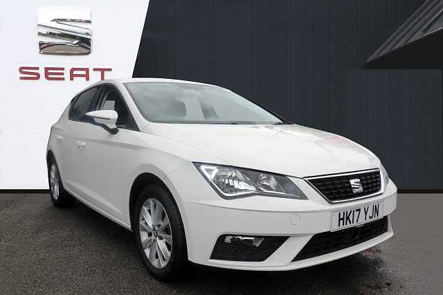 SEAT Leon 5dr (2016) 1.2 TSI SE Technology (110 PS)