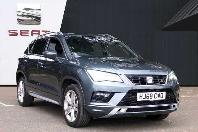 SEAT Ateca SUV 1.4 EcoTSI (150ps) FR 5-Door