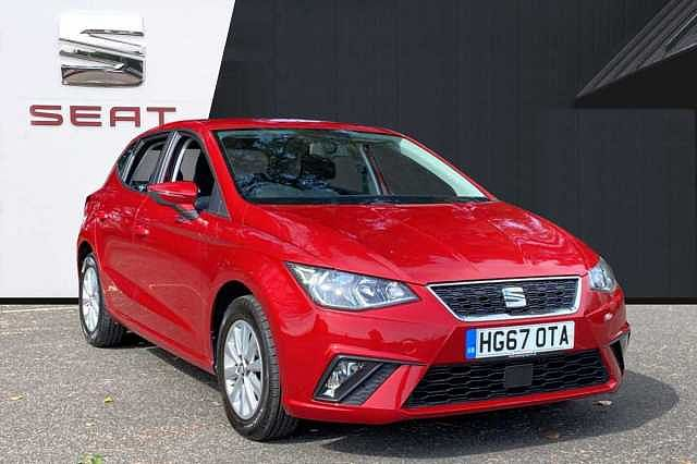 SEAT Ibiza 1.0 TSI (95ps) SE Technology (s/s) 5-Door