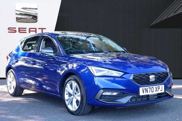 SEAT Leon 5 Door (2016) 1.5 eTSI (150ps) FR