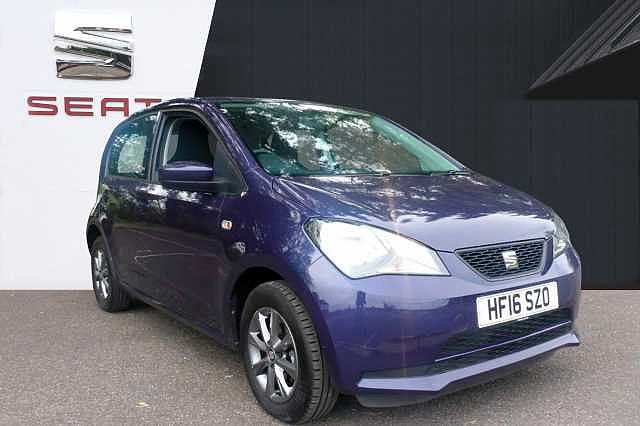 SEAT Mii 1.0 12v I-TECH (60PS) Hatchback 5-Door